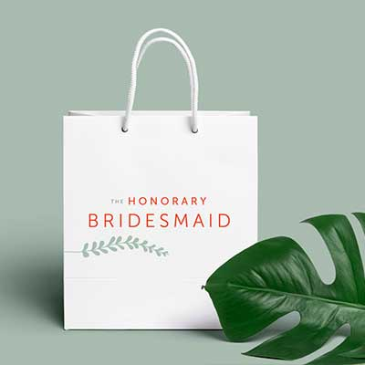 The Honorary Bridesmade Gift Bags